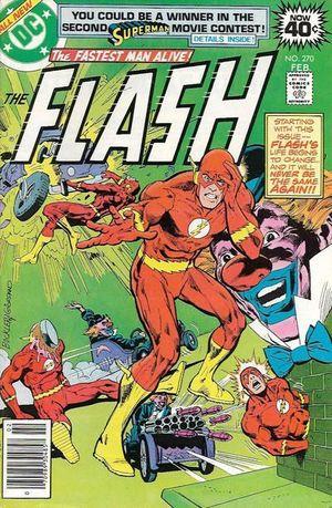 FLASH (1959 1ST SERIES) #270