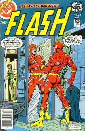 FLASH (1959 1ST SERIES) #271