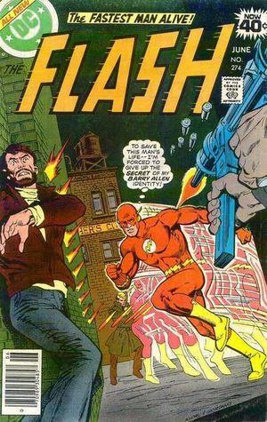 FLASH (1959 1ST SERIES) #274