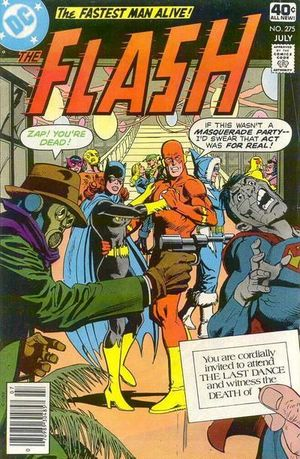 FLASH (1959 1ST SERIES) #275