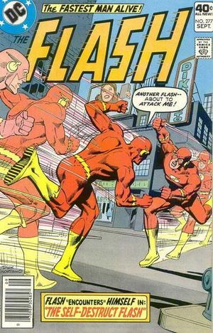 FLASH (1959 1ST SERIES) #277