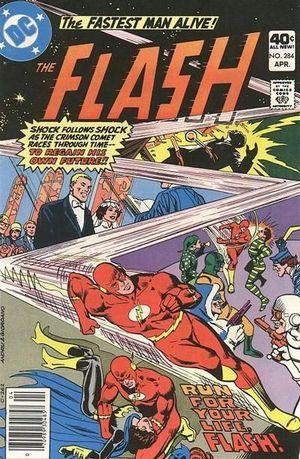 FLASH (1959 1ST SERIES) #284