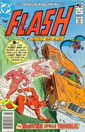 FLASH (1959 1ST SERIES) #285