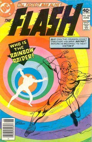 FLASH (1959 1ST SERIES) #286