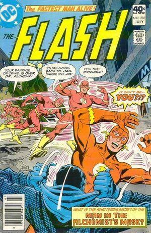 FLASH (1959 1ST SERIES) #287