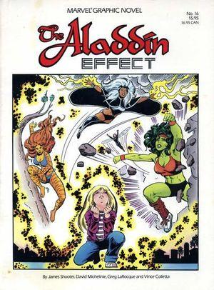 ALADDIN EFFECT GN (1985) #1