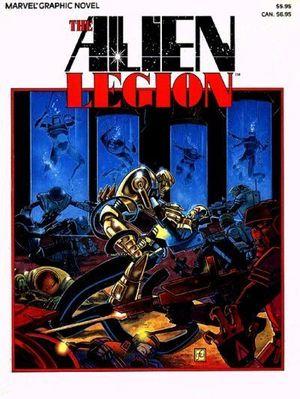 ALIEN LEGION A GREY DAY TO DIE GN (1986) #1
