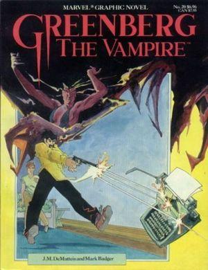 GREENBERG THE VAMPIRE GN (1986) #1
