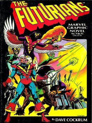FUTURIANS GN (1983) #1