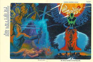 VOID INDIGO GN (1984) #1