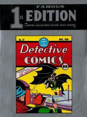 FAMOUS FIRST EDITION DETECTIVE COMICS (1974) #C-28