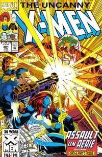 UNCANNY X-MEN (1963 1ST SERIES) #301