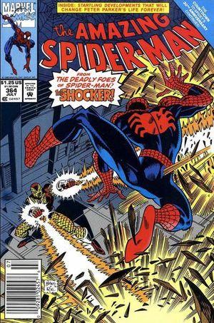 AMAZING SPIDER-MAN (1963 1ST SERIES) #364