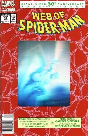 WEB OF SPIDER-MAN (1985 1ST SERIES) #90