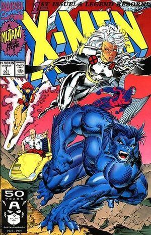 X-MEN (1991 1ST SERIES) #1