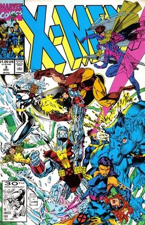 X-MEN (1991 1ST SERIES) #3