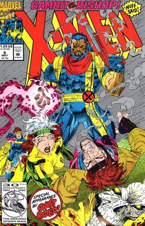 X-MEN (1991 1ST SERIES) #8