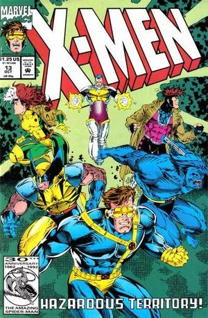 X-MEN (1991 1ST SERIES) #13