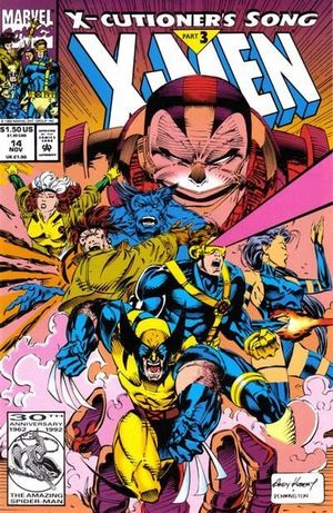 X-MEN (1991 1ST SERIES) #14