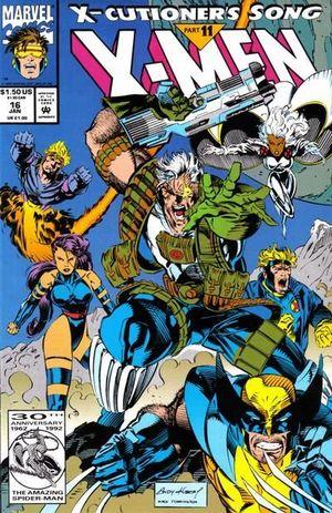 X-MEN (1991 1ST SERIES) #16