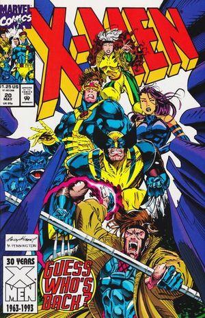 X-MEN (1991 1ST SERIES) #20