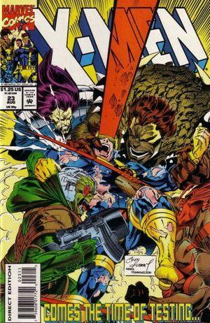 X-MEN (1991 1ST SERIES) #23