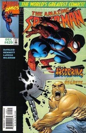 AMAZING SPIDER-MAN (1963 1ST SERIES) #429