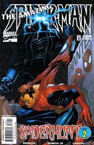 AMAZING SPIDER-MAN (1963 1ST SERIES) #432
