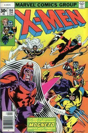 UNCANNY X-MEN (1963 1ST SERIES) #104