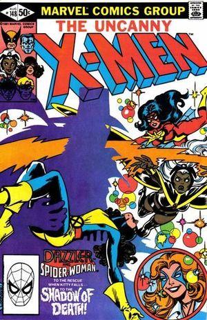 UNCANNY X-MEN (1963 1ST SERIES) #148