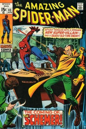 AMAZING SPIDER-MAN (1963 1ST SERIES) #83