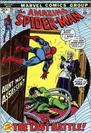 AMAZING SPIDER-MAN (1963 1ST SERIES) #115