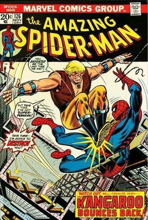 AMAZING SPIDER-MAN (1963 1ST SERIES) #126