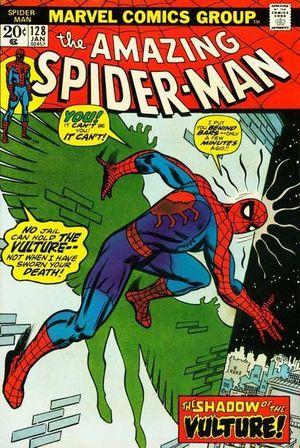 AMAZING SPIDER-MAN (1963 1ST SERIES) #128