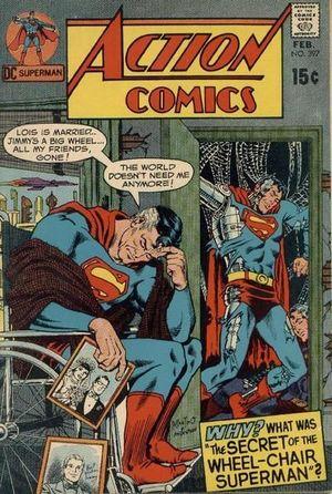 ACTION COMICS (1938 DC) #397