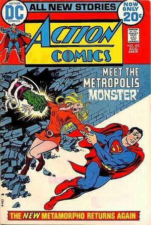 ACTION COMICS (1938 DC) #415