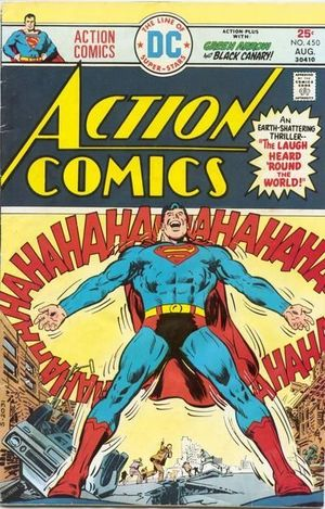 ACTION COMICS (1938 DC) #450