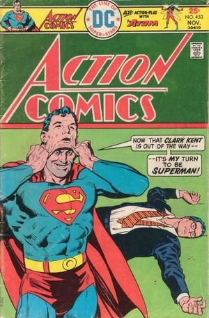 ACTION COMICS (1938 DC) #453