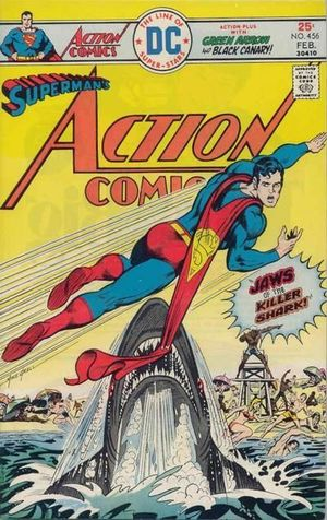 ACTION COMICS (1938 DC) #456