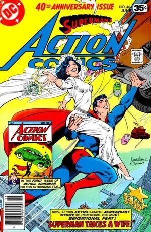 ACTION COMICS (1938 DC) #484