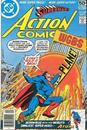 ACTION COMICS (1938 DC) #487