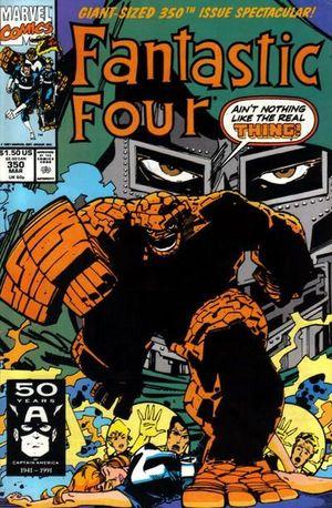 FANTASTIC FOUR (1961 1ST SERIES) #350