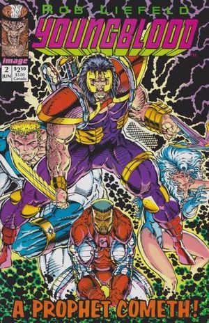 YOUNGBLOOD (1992 1ST SERIES) #2