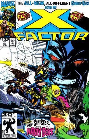 X-FACTOR (1986 1ST SERIES) #75