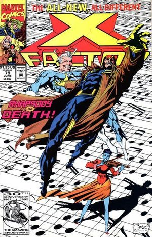 X-FACTOR (1986 1ST SERIES) #79