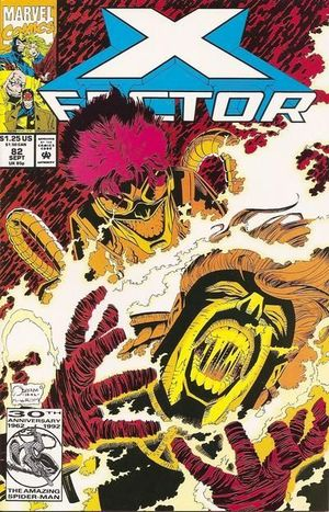 X-FACTOR (1986 1ST SERIES) #82