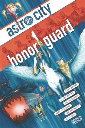 ASTRO CITY HONOR GUARD TPB (2017) #1