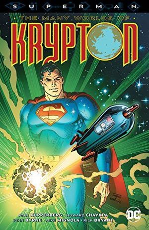 SUPERMAN THE MANY WORLDS OF KRYPTON TPB (2018) #1