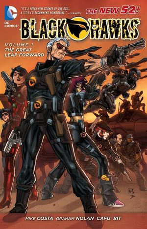 BLACKHAWKS THE GREAT LEAP FORWARD TPB (2012) #1