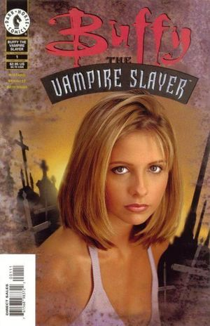 BUFFY THE VAMPIRE SLAYER (1998 1ST SERIES) #1B